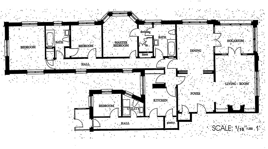 Baltimore Place Floor Plan