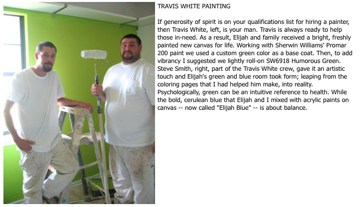 Travis White Painting